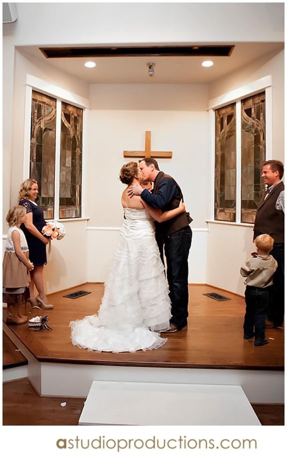 Alisa Jaymz Yates Wedding Frisco Heritage Chapel